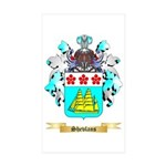 Shevlans Sticker (Rectangle 50 pk)