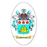 Shevlans Sticker (Oval 50 pk)
