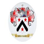 Sherwood Oval Ornament