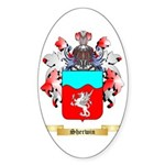 Sherwin Sticker (Oval 50 pk)