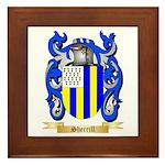 Sherrill Framed Tile