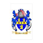 Sherriff Sticker (Rectangle 50 pk)
