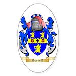 Sherriff Sticker (Oval 50 pk)