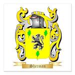 Sherman Square Car Magnet 3