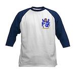 Sherlock Kids Baseball Jersey