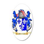 Sherlock 35x21 Oval Wall Decal