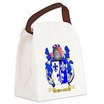 Sherlock Canvas Lunch Bag
