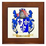 Sherlock Framed Tile
