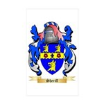 Sheriff Sticker (Rectangle 50 pk)