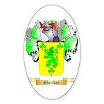 Sheridan Sticker (Oval)