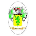 Sheridan Sticker (Oval 50 pk)
