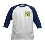 Sherham Kids Baseball Jersey