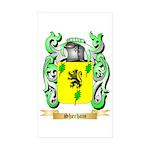 Sherham Sticker (Rectangle 50 pk)