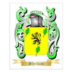 Sherham Small Poster