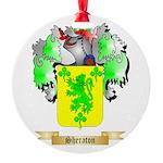 Sheraton Round Ornament