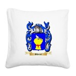 Sherar Square Canvas Pillow