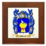 Sherar Framed Tile
