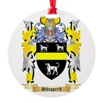 Shepperd Round Ornament