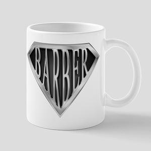 SuperBarber(metal) Mug