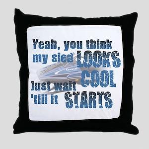 Kawasaki - Looks Cool Throw Pillow
