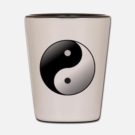 Unique Eastern philosophy Shot Glass