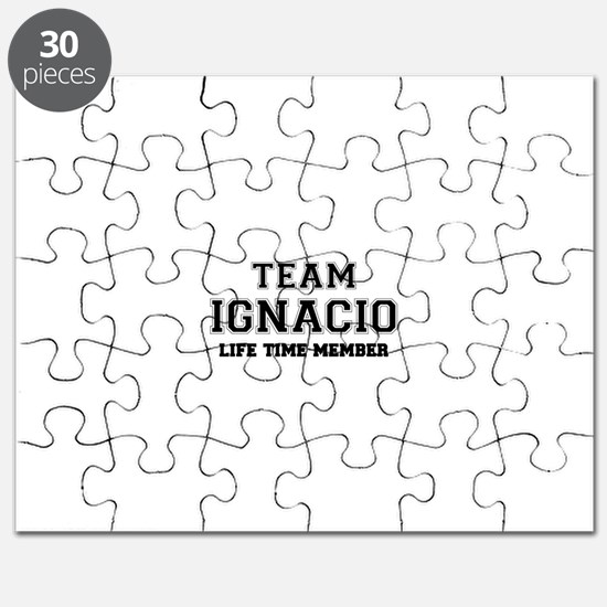 Team IGNACIO, life time member Puzzle