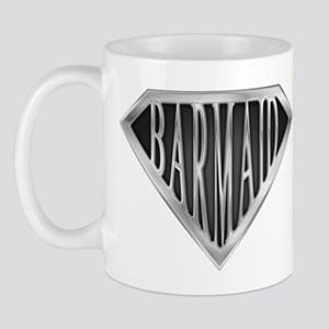 SuperBarmaid(metal) Mug