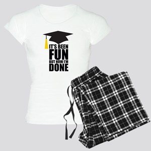 Been Fun Now Done Women's Light Pajamas