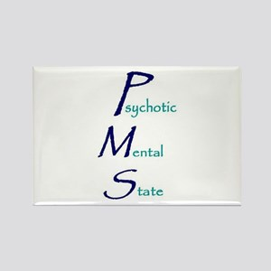 Psychotic Mental State Magnets
