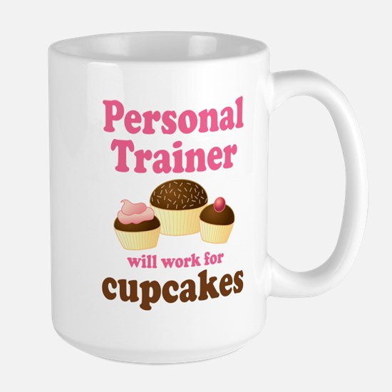 Funny Personal Trainer Mugs