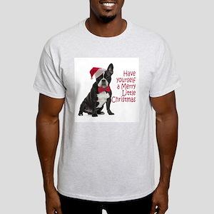 Santa Frenchie T-Shirt
