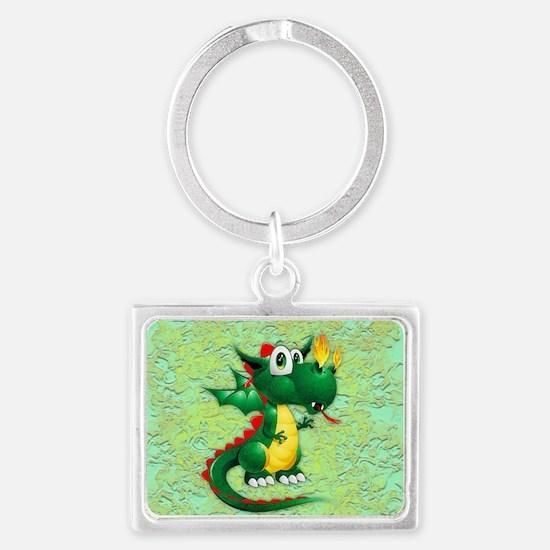 Baby Dragon Cute Cartoon Keychains