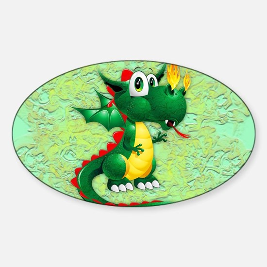 Baby Dragon Cute Cartoon Decal