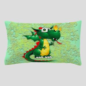Baby Dragon Cute Cartoon Pillow Case