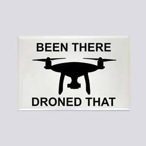 Been there droned that Magnets