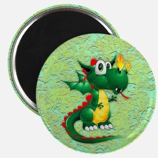 Baby Dragon Cute Cartoon Magnets