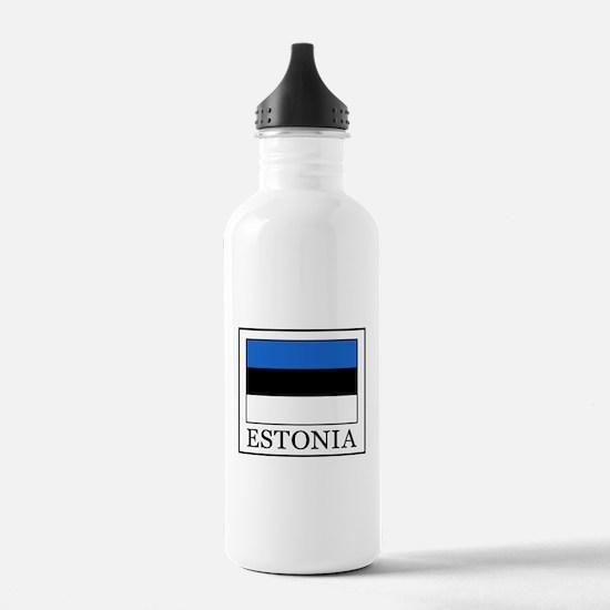 Estonia Water Bottle