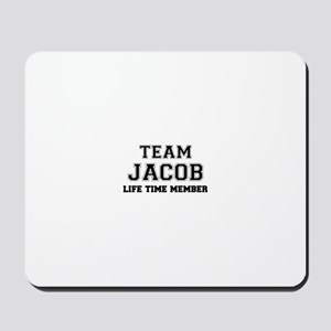 Team JACOB, life time member Mousepad