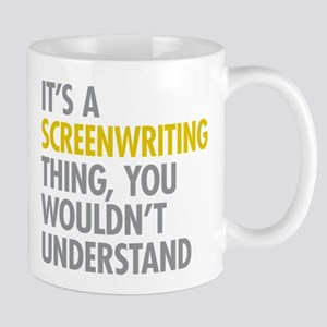 Screenwriting Mugs