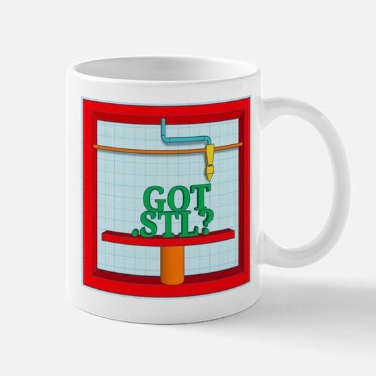 Got .STL? Mugs