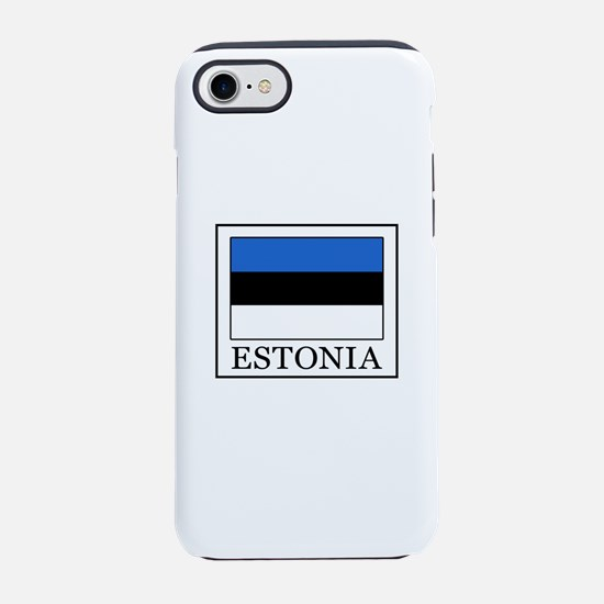 Estonia iPhone 8/7 Tough Case