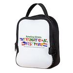 BGIF Logo Neoprene Lunch Bag