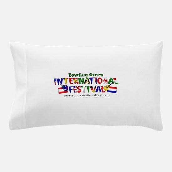 BGIF Logo Pillow Case