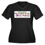 BGIF Logo Plus Size T-Shirt
