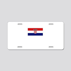 This Is My Croatia Country Aluminum License Plate