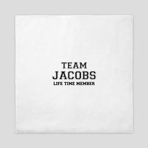 Team JACOBS, life time member Queen Duvet