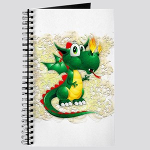 Baby Dragon Cute Cartoon Journal