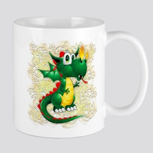 Baby Dragon Cute Cartoon Mugs
