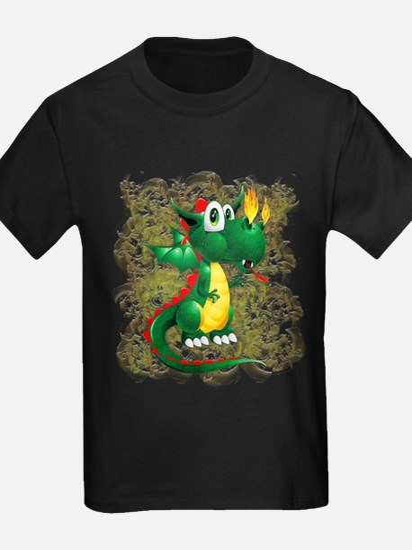 Baby Dragon Cute Cartoon T-Shirt