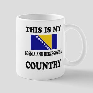 This Is My Bosina And Herzegovina Count Mug